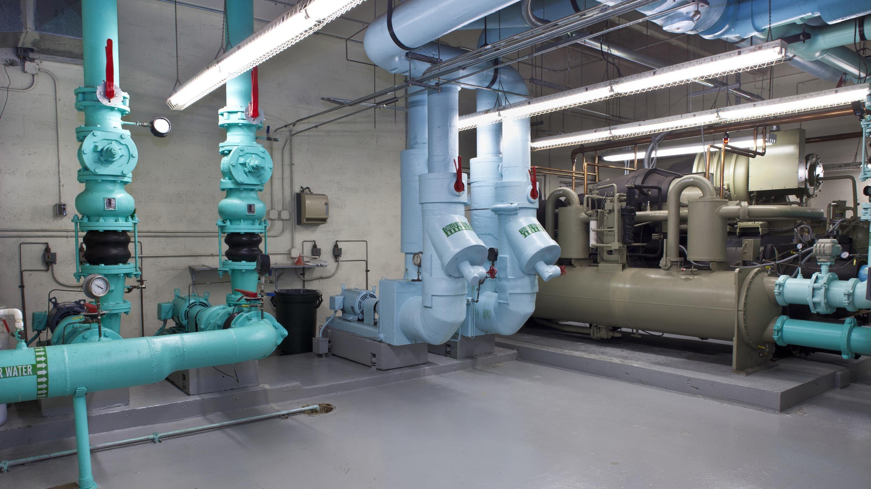 Stockfoto: Calvatis Konditionierung des Produktionsumfeldes - @ istock.com / rgaydos